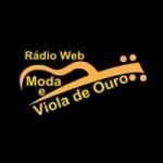 Logo da emissora Radio Moda e Viola de Ouro