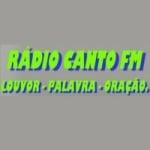Logo da emissora Rádio Canto