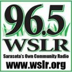 Logo da emissora Radio WSLR 96.5 FM