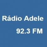 Logo da emissora Rádio Adele 92.3 FM