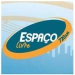 Logo da emissora Rádio Espaço Livre 720 AM