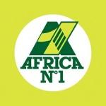 Logo da emissora Africa No 1 94.5 FM
