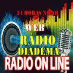 Logo da emissora Web Rádio FM Diadema
