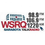 Logo da emissora WSRQ 1220 AM