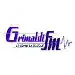 Logo da emissora Grimaldi 94.8 FM