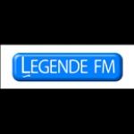 Logo da emissora Legende 107.6 FM