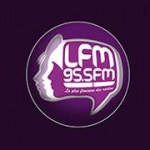 Logo da emissora LFM 95.5 FM
