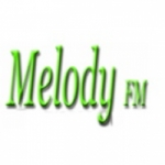 Logo da emissora Melody 98.2 FM