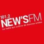 Logo da emissora New's 101.2 FM