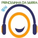 Logo da emissora Rádio Princesinha da Serra 98.7 FM