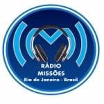 Logo da emissora Rádio Missões