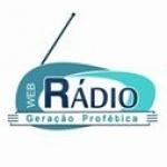 Logo da emissora Rádio Geração Profética