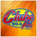 Logo da emissora Rádio Clube 102.9 FM