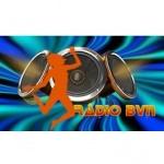 Logo da emissora Rádio BVN 91.5 FM