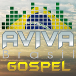Logo da emissora Aviva Brasil Gospel