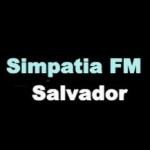 Logo da emissora Simpatia FM Web Rádio