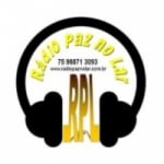 Logo da emissora Rádio Paz no Lar