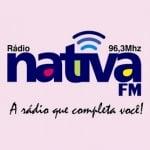 Logo da emissora Radio Nativa FM 96.3