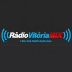 Logo da emissora Rádio Vitoria Mix