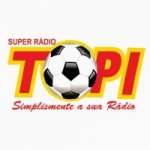 Logo da emissora Web Rádio Topi