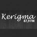 Logo da emissora Radio Kerigma FM 87.9