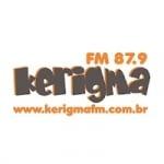 Logo da emissora Radio Kerigma 87.9 FM