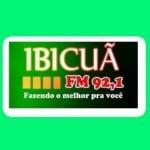 Logo da emissora Radio Ibicuã FM 92.1