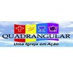 Logo da emissora Web Rádio Quadrangular Semeando Bençãos