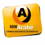 Logo da emissora Rádio Arabê Online