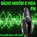 Logo da emissora Missões e Vida FM