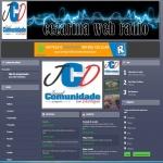 Logo da emissora Cezarina Web Rádio