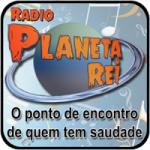 Logo da emissora Rádio Planeta Rei