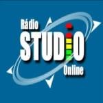 Logo da emissora Studio FM São Leo