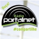 Logo da emissora Rádio Portal Net