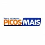 Logo da emissora Rádio Picos FM