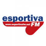 Logo da emissora Rádio Esportiva FM