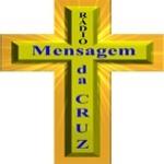 Logo da emissora Rádio Mensagem da Cruz