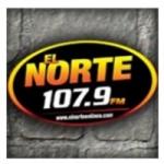 Logo da emissora KQQK 107.9 FM
