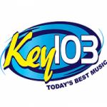 Logo da emissora Radio WAFY Key 103.1 FM