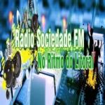 Logo da emissora Rádio Sociedade FM