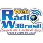 Logo da emissora Web Rádio W3 Brasil