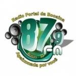 Logo da emissora Rádio Portal da Bocaina 87.9 FM