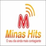 Logo da emissora Minas Hits