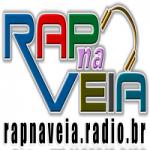 Logo da emissora Rap Na Veia