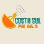 Logo da emissora Rádio Costa Sul 99.3 FM