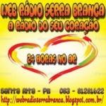 Logo da emissora Web Rádio Serra Branca