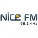 Logo da emissora Rádio Nice 98.3 FM