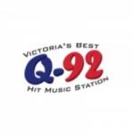 Logo da emissora KQVT 92.3 FM