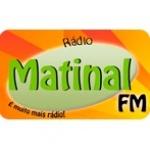 Logo da emissora Rádio Comunitaria Matinal 87.9 FM