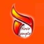 Logo da emissora Rádio Novo Templo